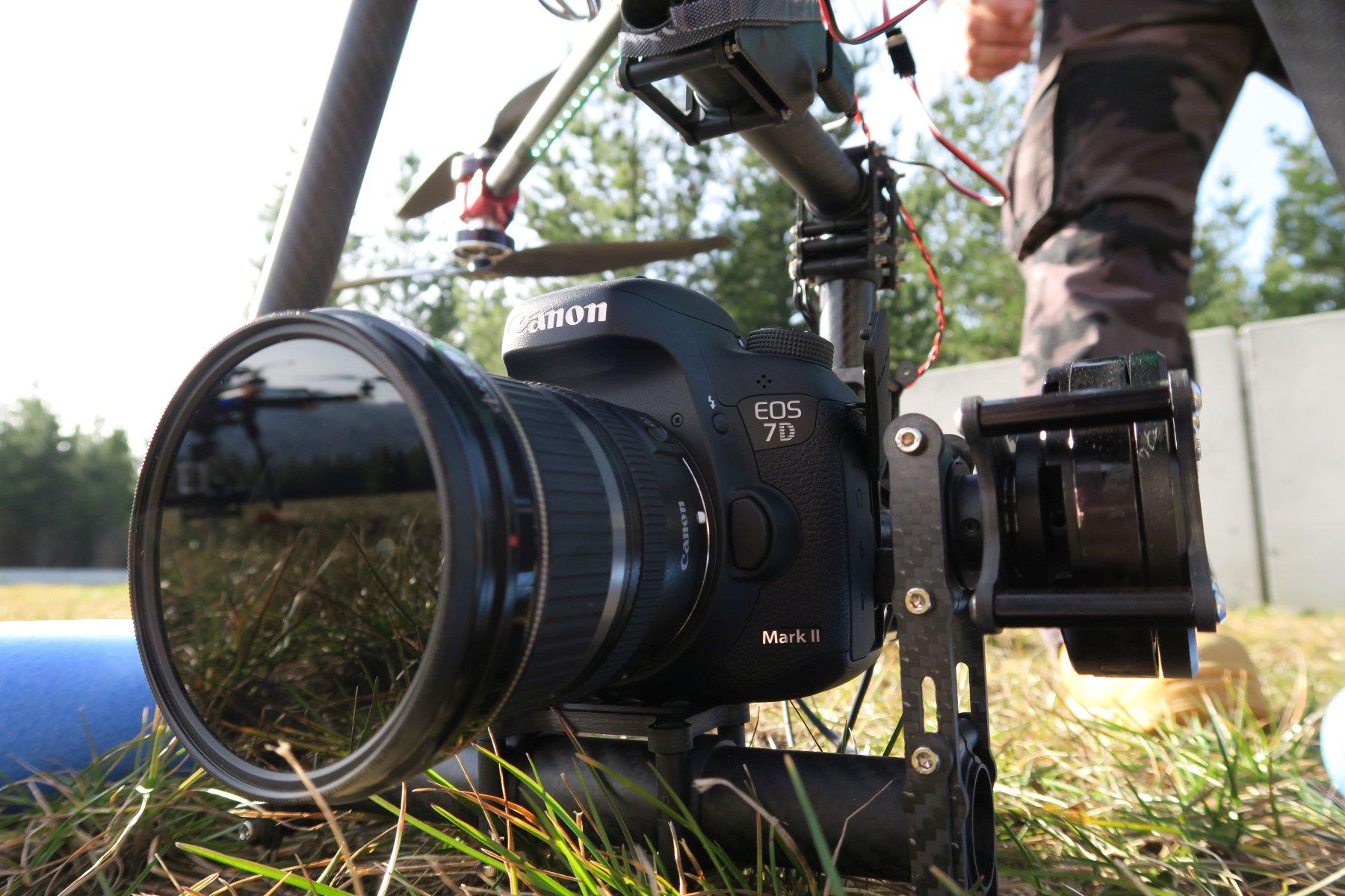 Đánh giá máy ảnh CanonEOS 7D Mark II
