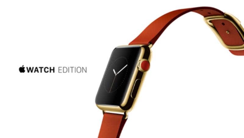 Điều gì làm nên mức giá khủng của Apple Watch Edition?