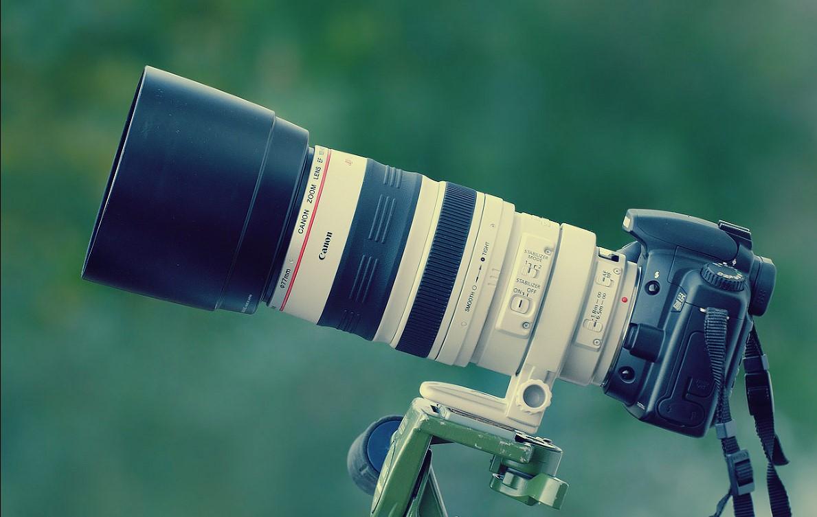 Kinh nghiệm chọn mua ống kính tele