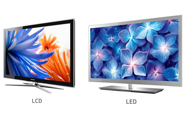 Nên mua tivi LCD hay tivi LED?