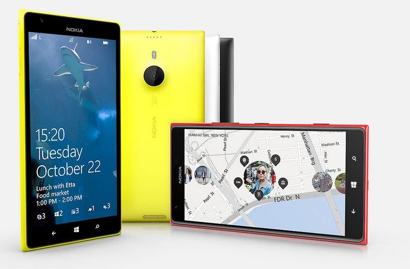 Nokia Lumia 1520 là một trong những sản phẩm hàng đầu về dòng smartphone của Nokiahiện nay. Ảnh: fptshop.com.vn