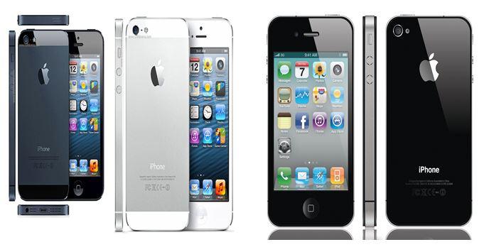 Những chiếc iPhone cũ giá trên dưới 3 triệu đang tạo được sức hút lớn đối với người dùng phổ thông. Ảnh: i43.tinypic.com