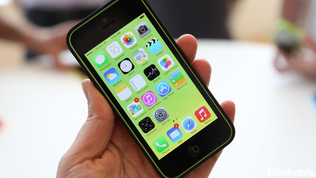 4 lưu ý khi mua iPhone 5C siêu rẻ