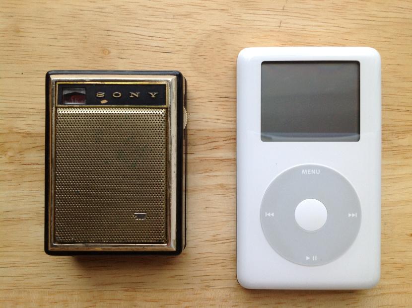 Nên mua iPod hay mua Sony Walkman?