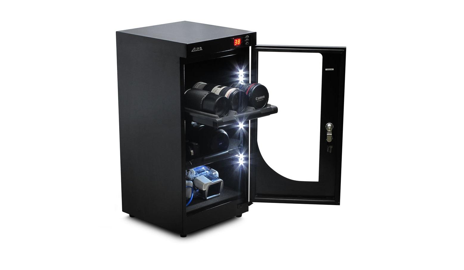 Tư vấn chọn mua tủ chống ẩm cho máy ảnh