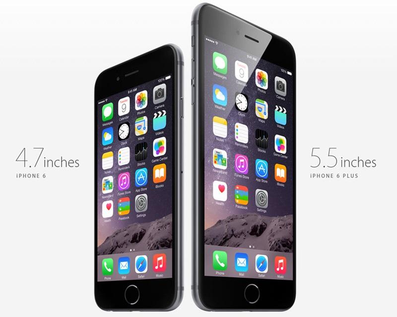 Nên mua điện thoại Iphone 6 hay Iphone 6 plus vào dịp tết Đinh Dậu