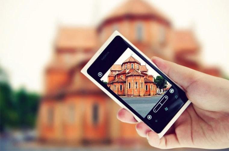 Mẹo chụp ảnh đẹp với chiếc smartphone của bạn