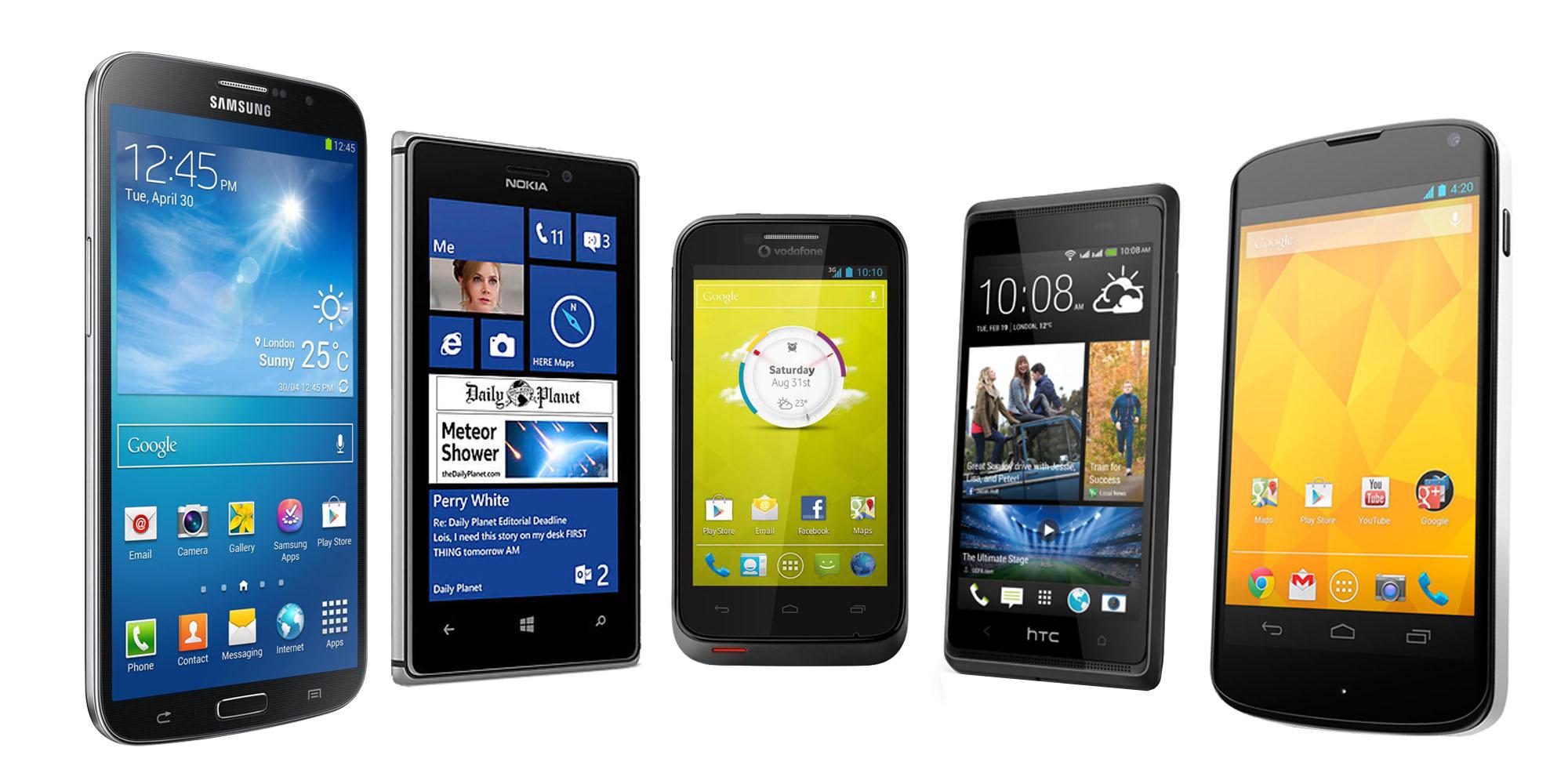 Hướng dẫn chọn mua smartphone cho người mới sử dụng