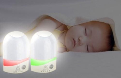 Những tác hại khi bật đèn ngủ cho trẻ sơ sinh