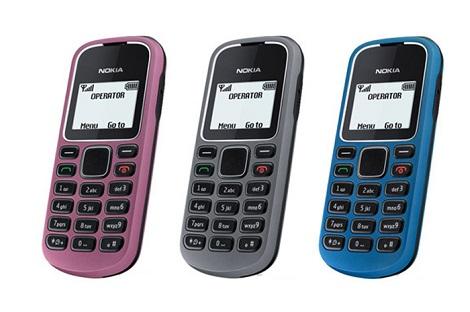 Nokia 1280 pin trâu