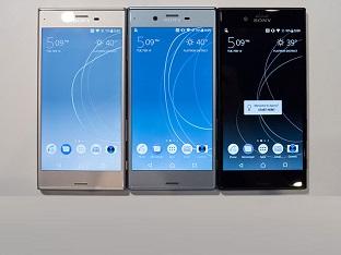 Sony XZ Premium xách tay