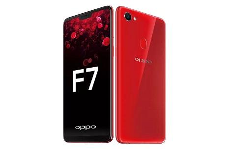 Điện thoại OPPO F7 xách               tay