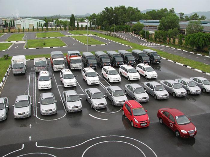 Bằng B2 chỉ lái được một số loại xe nhất định theo quy định