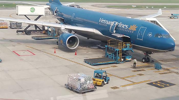 Dịch vụ bốc xếp hàng hóa tại sân bay