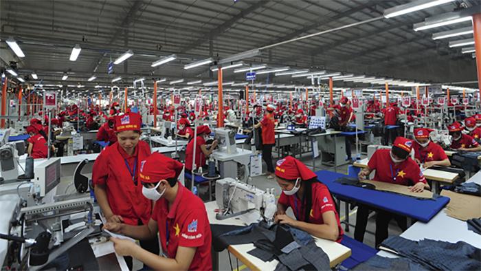 Người quản lý phải nắm rõ số lượng công nhân may trong tổ, bộ phận mình
