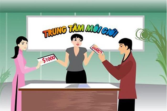 Người nội trợ có thể nhờ công ty môi giới ở Hà Nội tìm việc làm thêm tại nhà