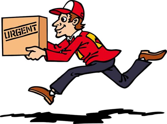Tùy yêu cầu và loại hàng mà có thể lựa chọn dịch vụ giao hàng phù hợp