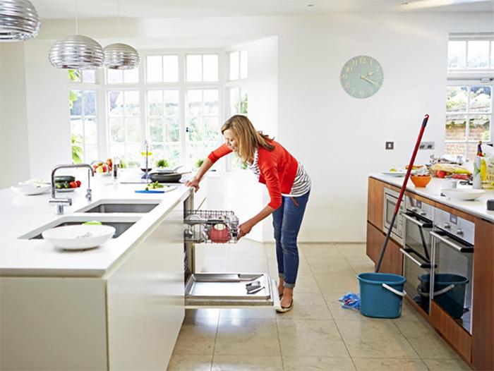 Làm giúp việc phải có kinh nghiệm làm việc nhà