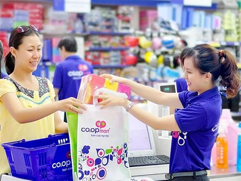 nhân viên bán hàng siêu thị, cửa hàng ca tối