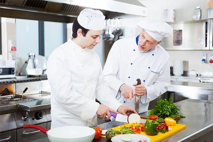Kỹ năng ghi nhớ luôn cần thiết với một người phụ bếp