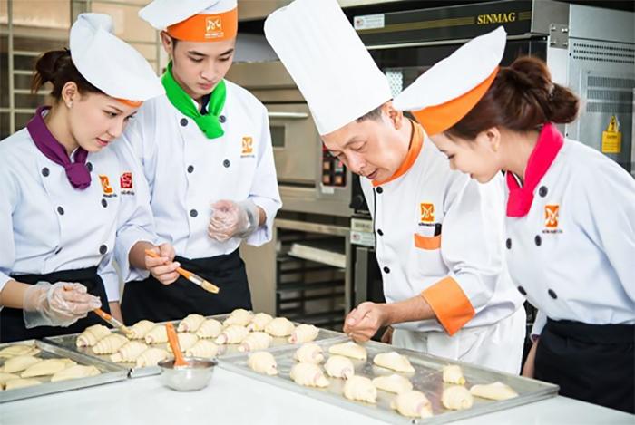 Để trở thành đầu bếp giỏi bạn cần có một số kỹ năng nhất định