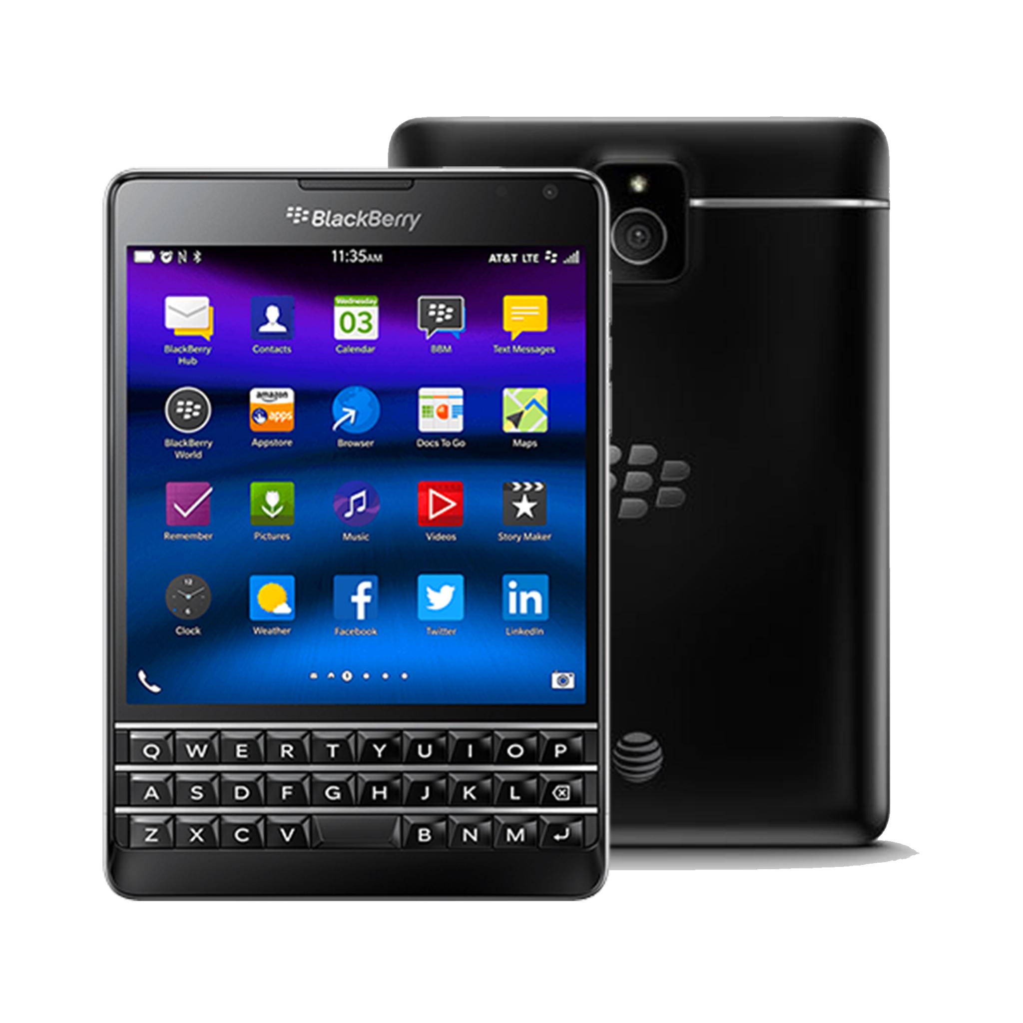 blackberry passport cũ
