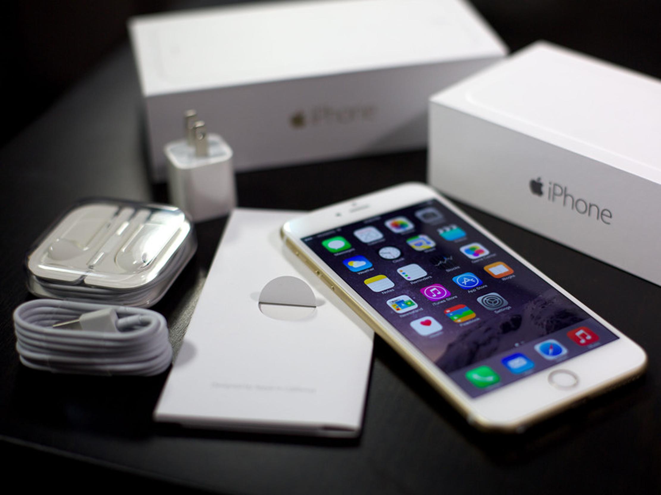 iPhone 6 Plus cũ
