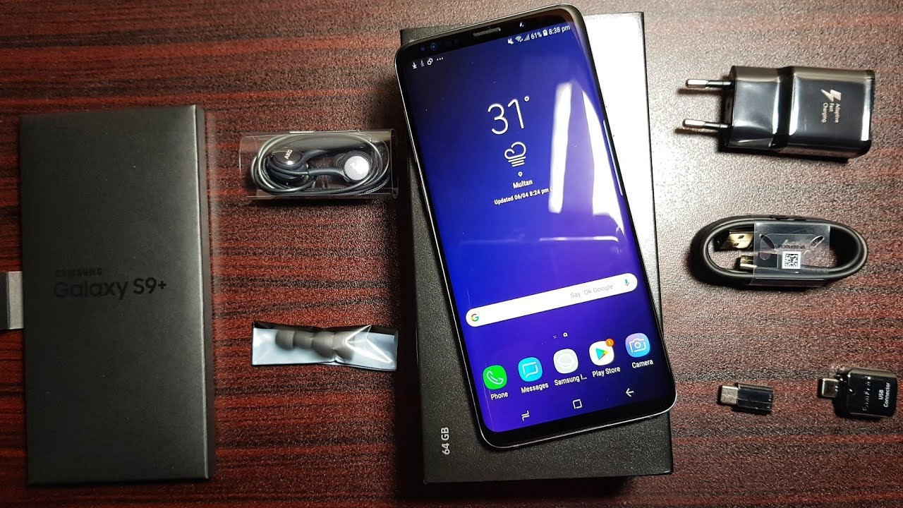 Samsung S9 Plus cũ