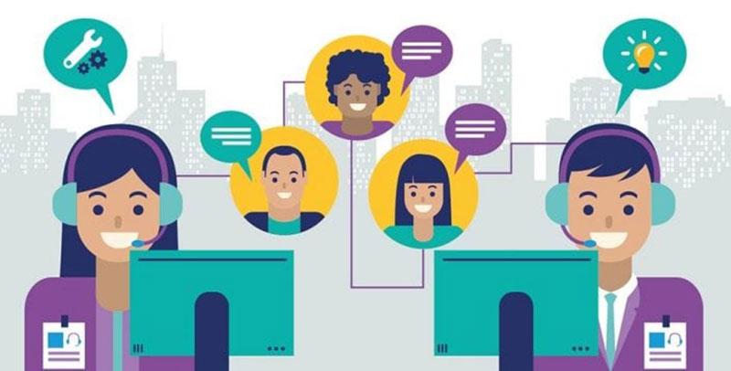 Chăm sóc khách hàng online qua thảo luận