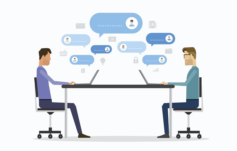 Chăm sóc khách hàng online qua Website