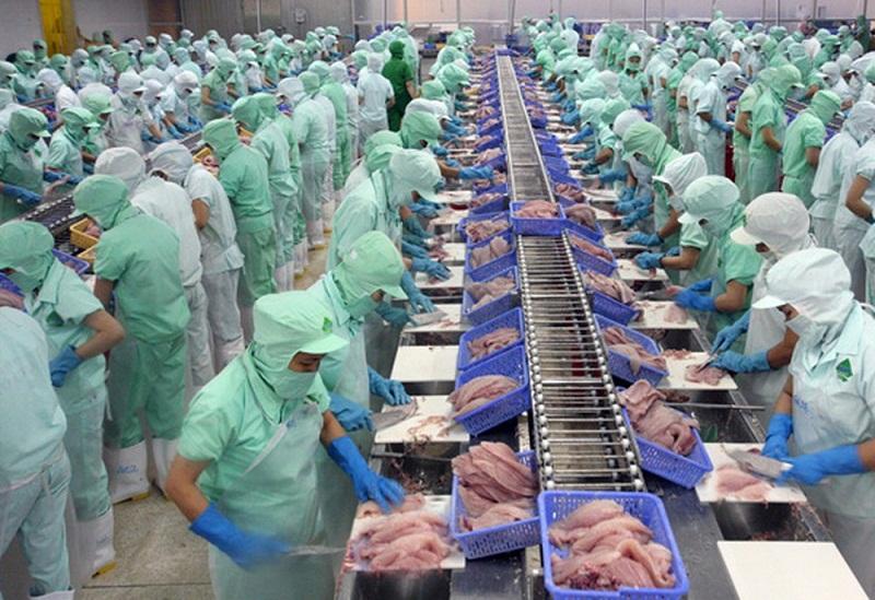 Công nhân chế biến thực phẩm