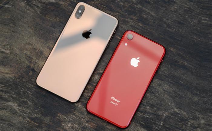 iPhone XR có màn hình kích thước 6.1 inch thiết kế hai mặt lưng kính khung nhôm