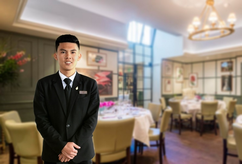 quản lý nhà hàng khách sạn