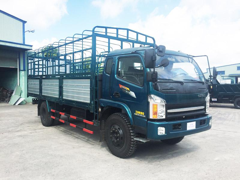 tài xế lái xe tải 5 tấn Bình Dương