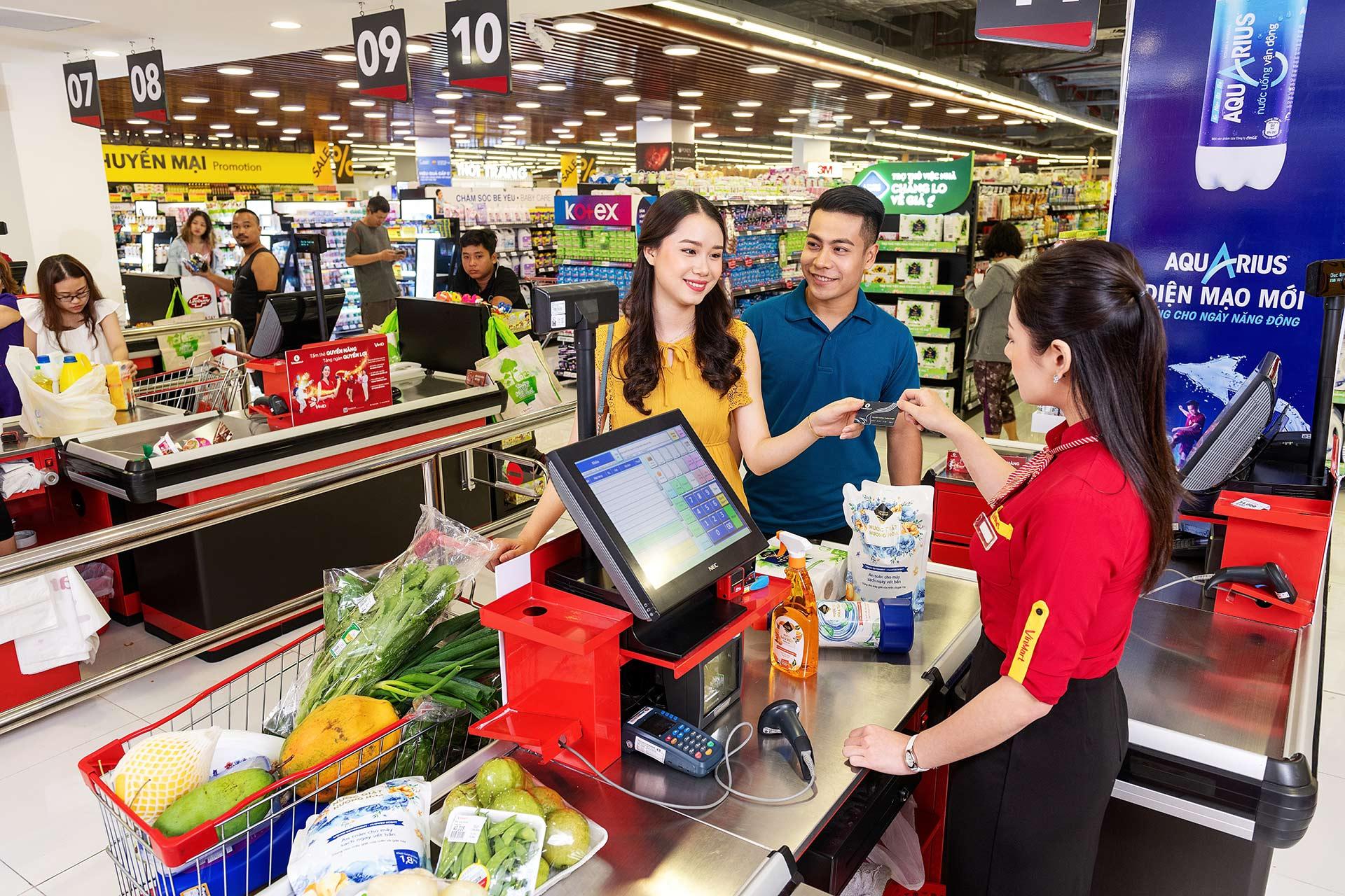 Việc làm bán hàng siêu thị