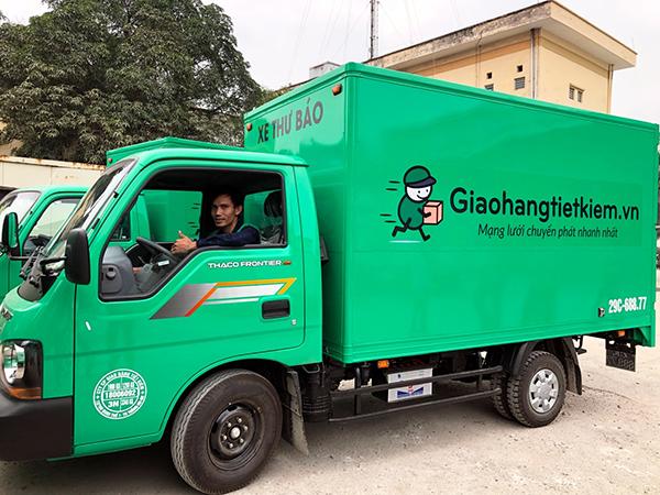 Việc làm giao nhận bằng xe ô tô tải