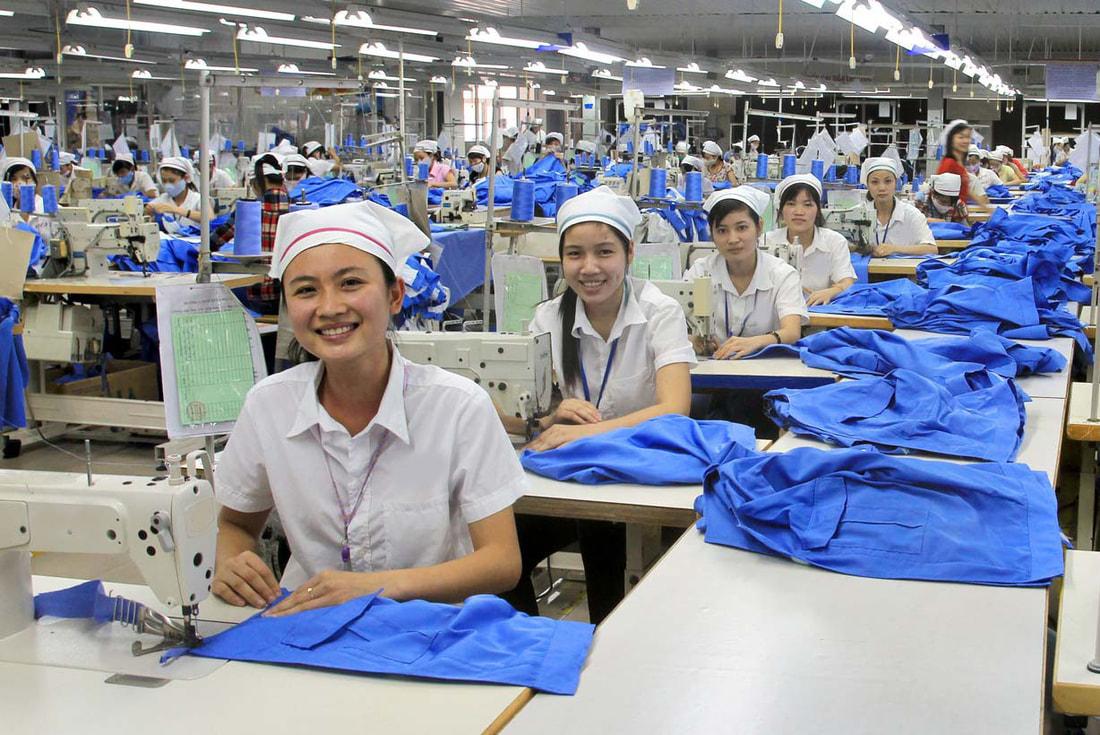 việc làm khu công nghiệp