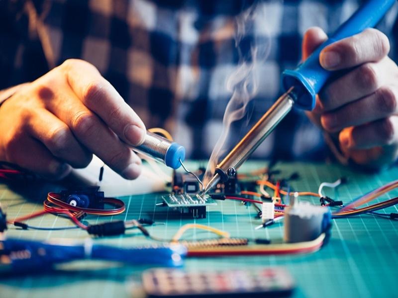 Việc làm sửa chữa điện tử