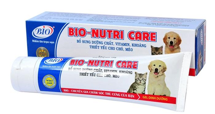 Hình ảnh sản phẩm gel dinh dưỡng Bio-Nutri Care