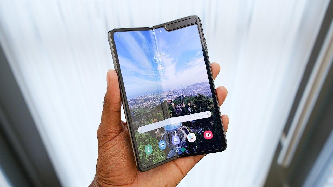 Samsung Galaxy Fold giá rẻ