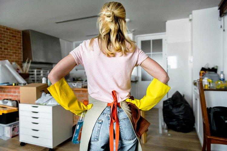 Giúp việc theo giờ tại nhà riêng