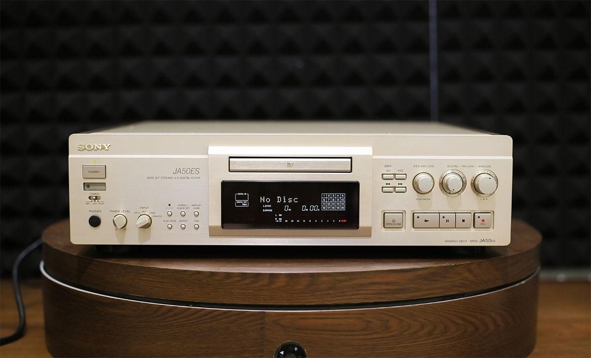 Đầu giải mã DAC Sony JA50ES