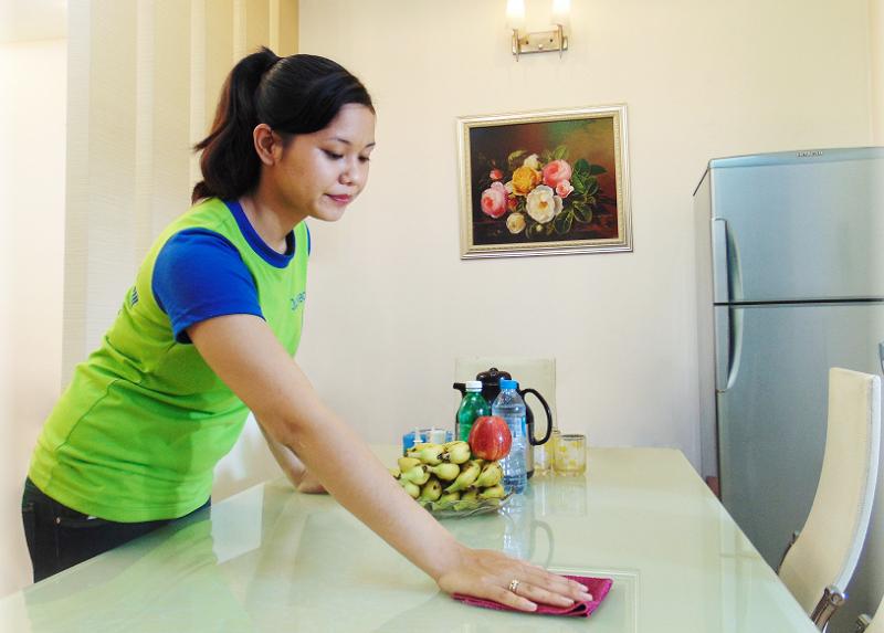 Giúp việc nhà tại Đà Lạt