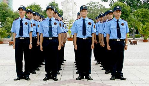 Nhân viên bảo vệ ở Đà Lạt