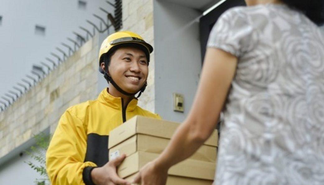 Giao hàng qua app công nghệ tại Đà Nẵng