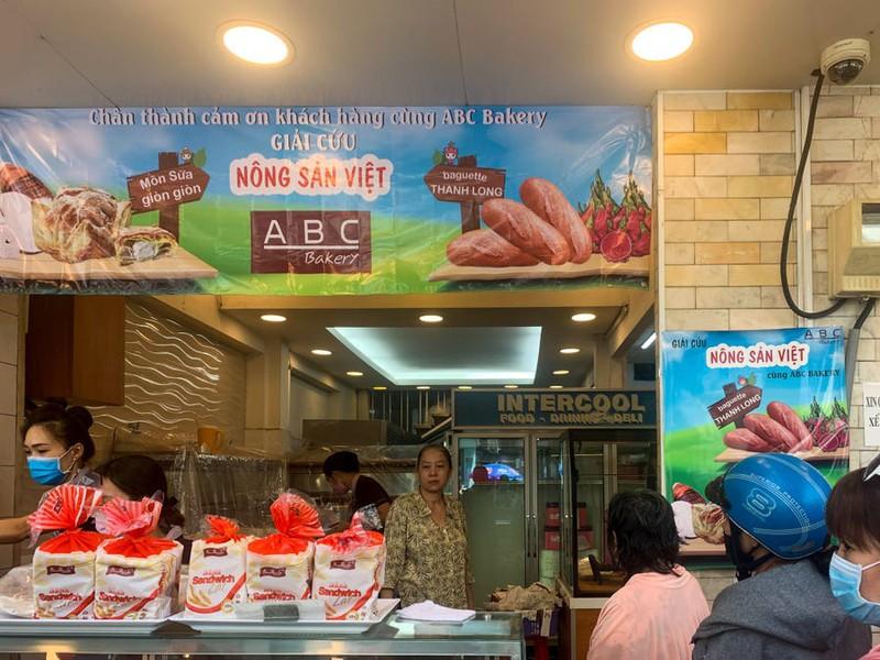 abc bakery tuyển dụng