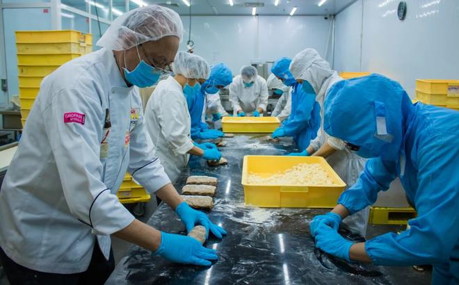 ABC Bakery tuyển dụng nhân viên phụ việc phòng kem