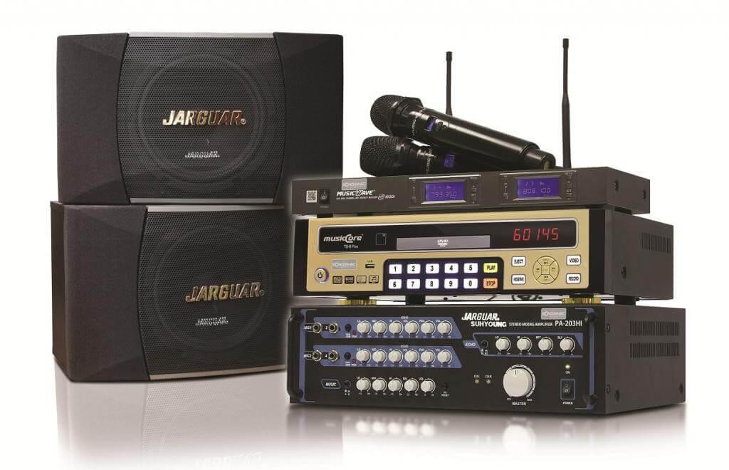 amply karaoke cũ