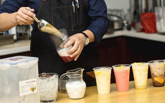 bobabop tuyển dụng nhân viên pha chế trà sữa