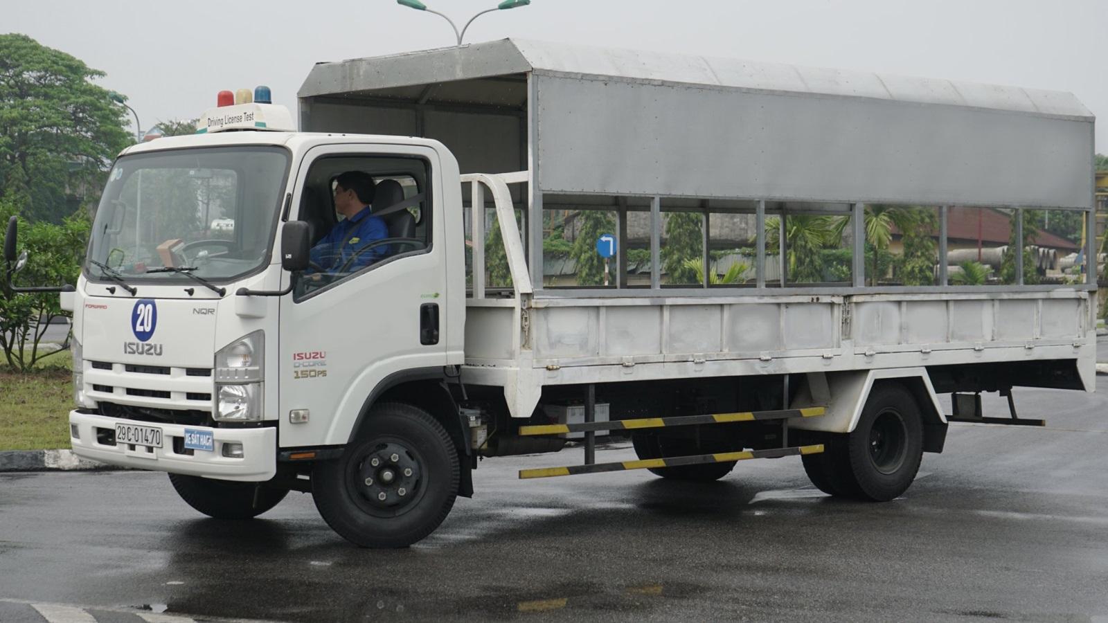 Công việc lái xe tải tại quận Thủ Đức